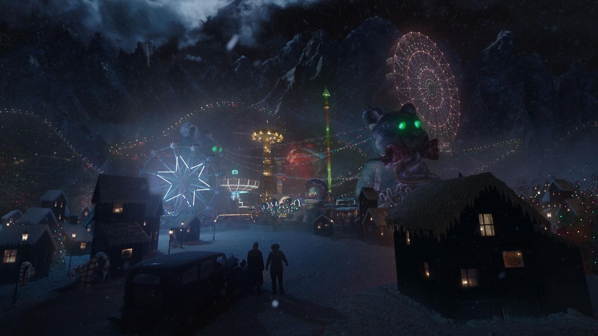 Nos4a2 Christmas Time 2021